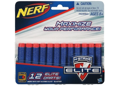 Ανταλλακτικά Nerf N-Strike Elite 12 βελάκια