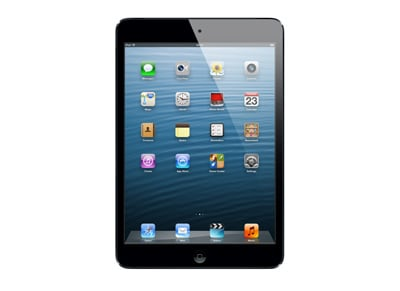 "Apple iPad mini - Tablet 7.9"" 4G 16GB Μαύρο"