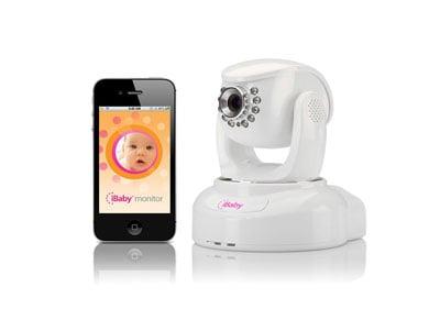 Κάμερα iHealth iBaby Monitor περιφερειακά   προϊόντα δικτύου   ip cameras