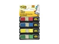 Post-it Σελιδοδείκτες 3M Βελάκια 4 Χρώματα Σκούρα 140 Φύλλα