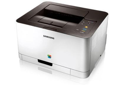Samsung Laser CLP-365W - Έγχρωμος Εκτυπωτής Laser A4
