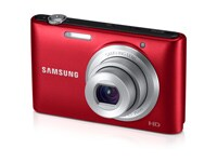 Samsung Smart Camera ST72 - 16.2 Megapixel - Κόκκινο