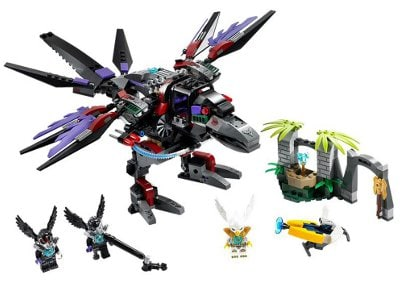 LEGO 70012 Razar's Chi Raider