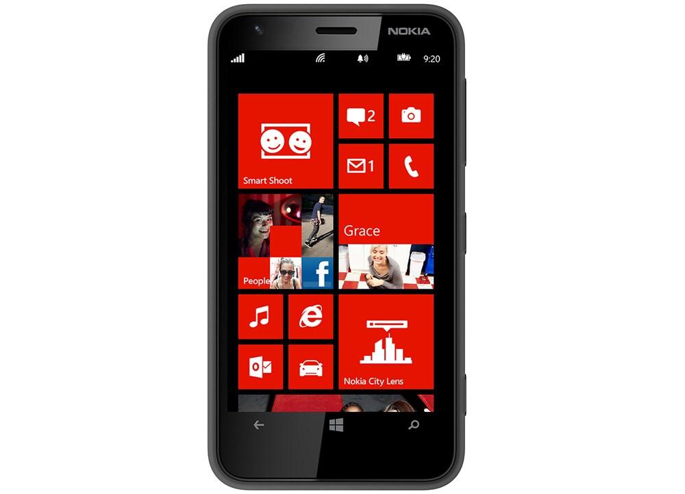 Nokia Lumia 620 3G Wi-Fi 8GB Μαύρο | Getitnow.gr
