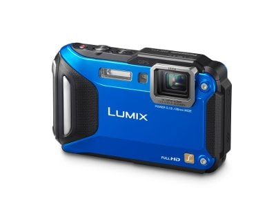 Panasonic Lumix DMC-FT5 Waterproof Μπλε