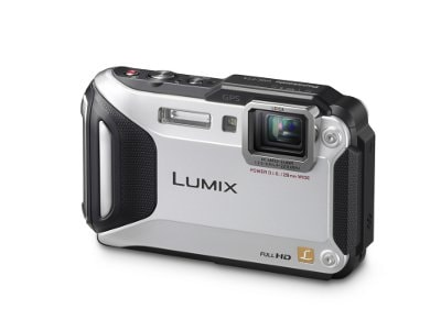 Panasonic Lumix DMC-FT5 Waterproof Ασημί