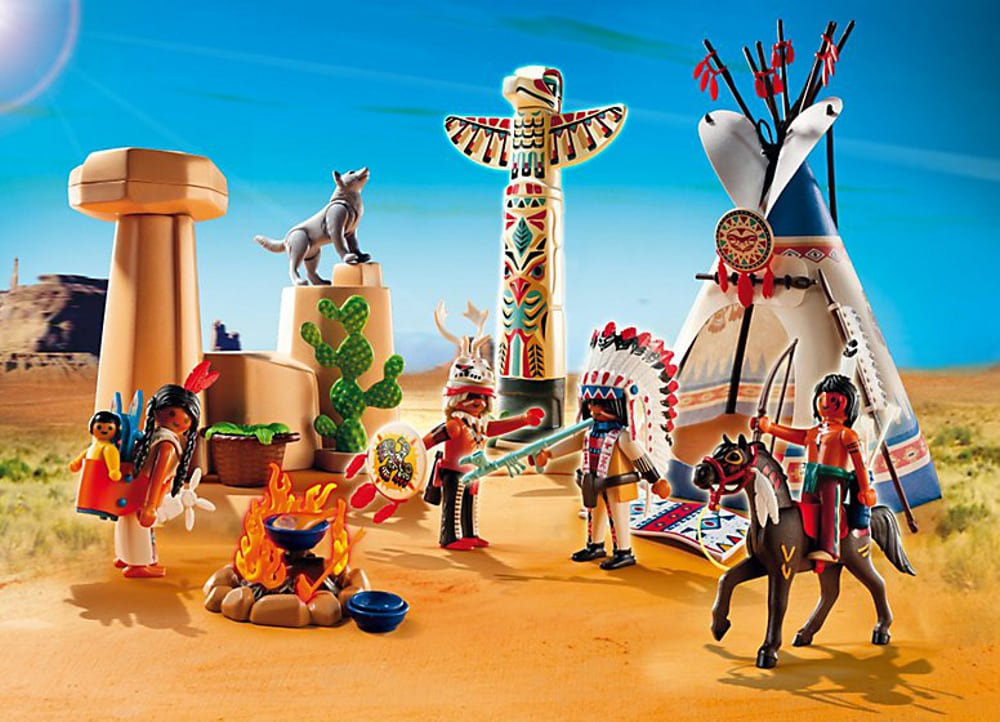 Related Pictures playmobil western playmobil figure 5245 forte do ...