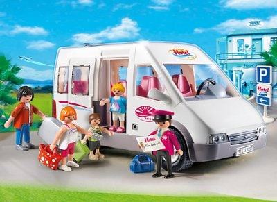 PLAYMOBIL 5267 Λεωφορείο Ξενοδοχείου