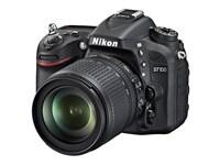 Nikon D7100 Kit 18-105mm VR Μαύρο