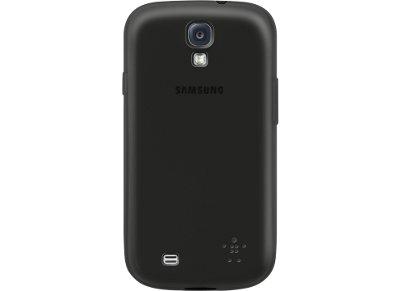 Θήκη Samsung Galaxy S4 - Belkin Grip Sheer F8M551BTC00 Μαύρο τηλεφωνία   tablets   αξεσουάρ κινητών   θήκες