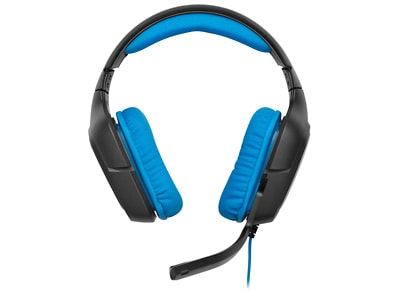 Logitech G430 Surround - Gaming Headset - Μαύρο gaming   αξεσουάρ pc gaming   gaming headsets