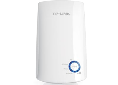 TP-Link TL-WA850RE Umiversal Wi-Fi Range Extender - Ασύρματο Router 300Mbps