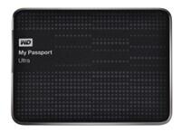 "WD Passport Ultra WDBPGC5000ABK-EESN 500GB 2.5"" - USB 3.0 - Μαύρο"