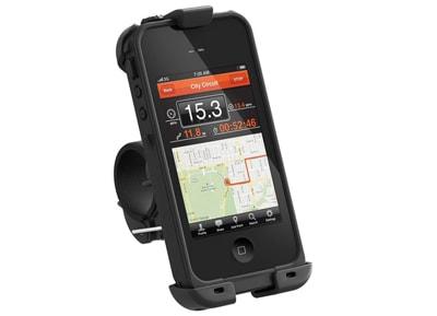 Βάση Στήριξης Ποδηλάτου iPhone 4/4s - LifeProof Bike & Bar Mount Μαύρο τηλεφωνία   tablets   αξεσουάρ κινητών   βάσεις   docking station
