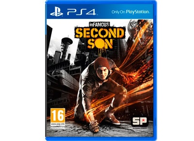 inFAMOUS: Second Son - PS4 Game