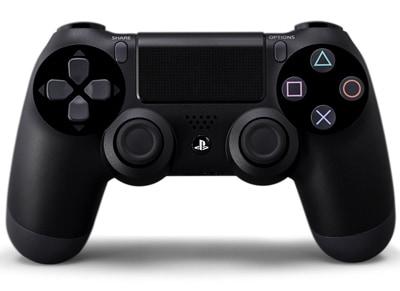 Sony DualShock 4 - Χειριστήριο - PS4 - Μαύρο gaming   αξεσουάρ κονσολών   ps4   χειριστήρια