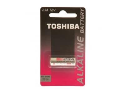 Μπαταρία Toshiba  Alkaline AA 12V 23A