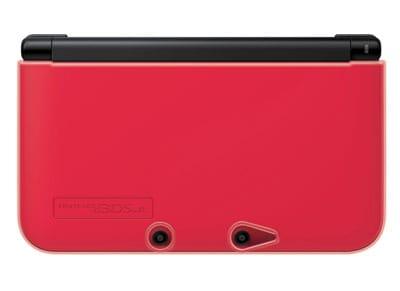 Nintendo Duraflexi TPU Protector - Nintendo 3DS XL Κόκκινο