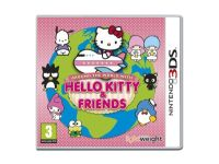 Around the World with Hello Kitty & Friends - 3DS/2DS Game