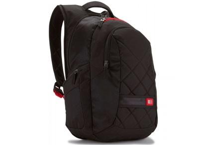 """Τσάντα Laptop Πλάτης 16"""" Case Logic DLBP116K Μαύρο"""