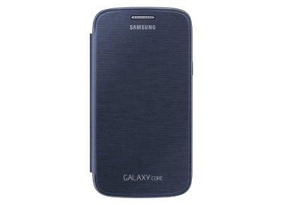 Θήκη Samsung Galaxy Core - Samsung Flip Cover EF-FI826BLEGWW Μπλε