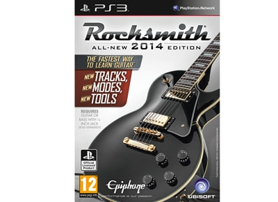 Rocksmith 2014 - PS3 Game