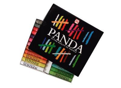 Κηρομπογιές Talens Panda - 24 χρώματα