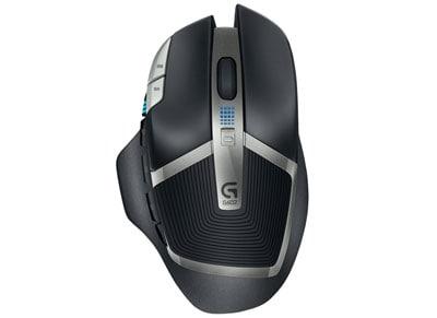 Logitech G602 - Ποντίκι Gaming - Μαύρο