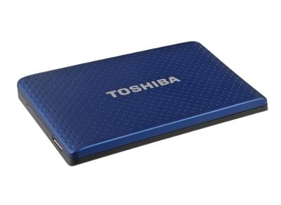 """Εξ. σκληρός δίσκος Toshiba Stor.e 1TB 2.5"""" USB 3.0 Μπλε PA4283E-1HJ0"""