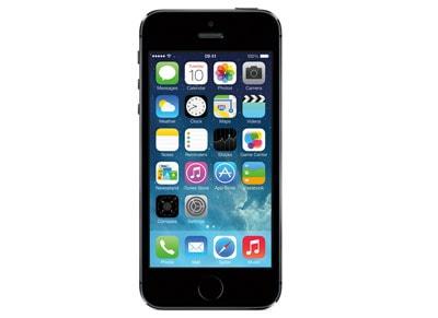 4G Smartphone Apple iPhone 5s 16GB Μαύρο