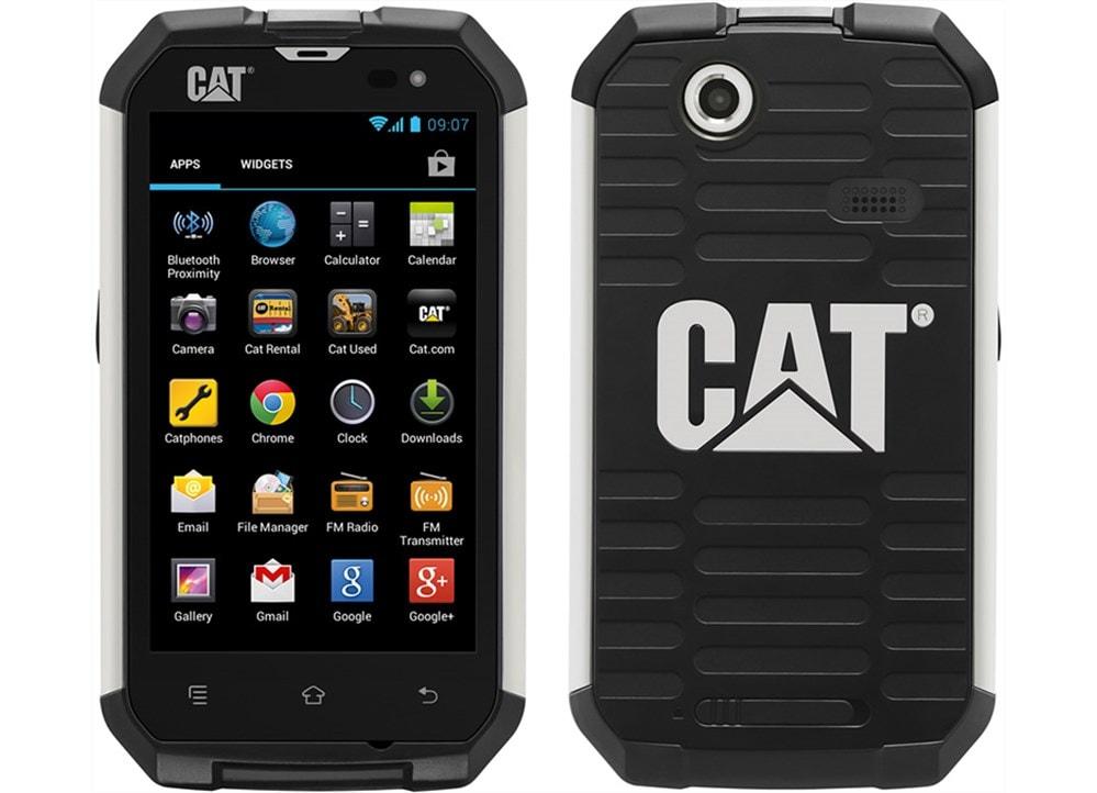 Smartphone Cat B15 Dual Sim 4gb ύ Public