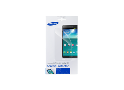 Μεμβράνη οθόνης Samsung Galaxy Note 3 - Samsung Screen Protector - 2 τεμ