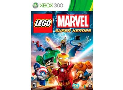 LEGO Marvel Super Heroes - Xbox 360 gaming   παιχνίδια ανά κονσόλα   xbox 360