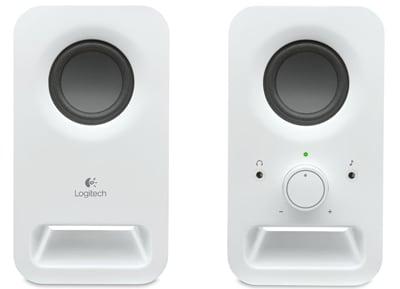 Ηχεία 2.0 Logitech Z150 White Λευκό