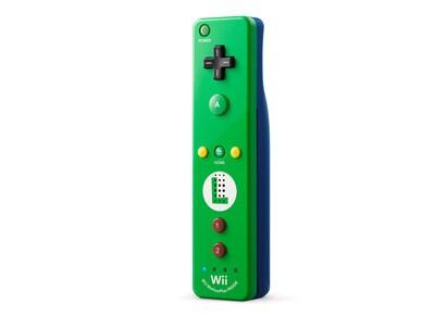 Wii Remote Plus - Nintendo Wii - Luigi Limited Edition