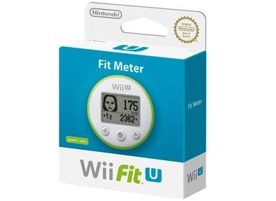 Nintendo Wii U Fit Meter - Μετρητής - Πράσινο