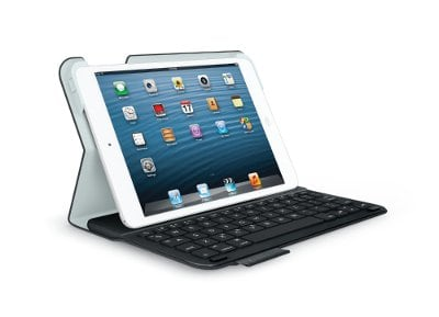 Logitech Ultrathin Keyboard Folio - Θήκη-πληκτρολόγιο iPad mini - Μαύρο