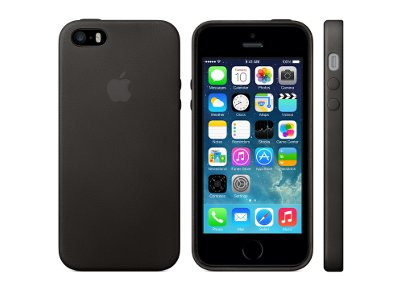 Θήκη iPhone 5/5s - Apple MF045ZM/A Μαύρο