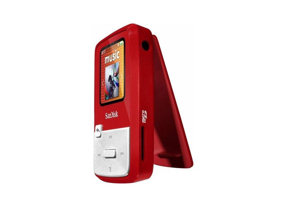 sandisk sansa clip zip 4gb mp3 player manual