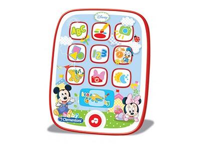 Baby Clementoni Το πρώτο μου Tablet Mickey και Minnie