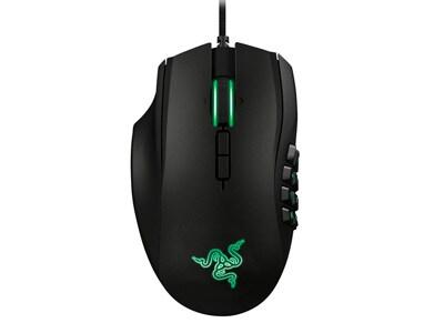 Razer Naga MMOG 2014 - Left Handed - Gaming Mouse - Μαύρο gaming   αξεσουάρ pc gaming   gaming ποντίκια