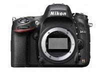 DSLR Nikon D610 - Μαύρο