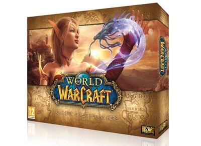 World Of Warcraft Battlechest v5 - PC Game