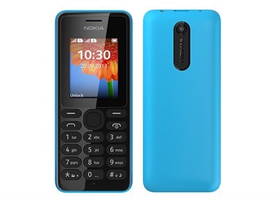 Nokia 108 Dual Sim Μπλε