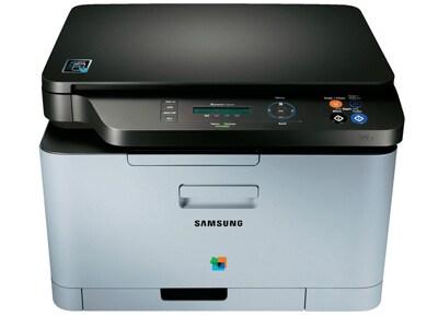 Samsung Laser SL-460W - Έγχρωμο Πολυμηχάνημα Laser A4