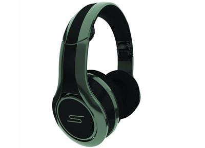 Ακουστικά Κεφαλής SMS Overhead Street by 50 DJ Μαύρο