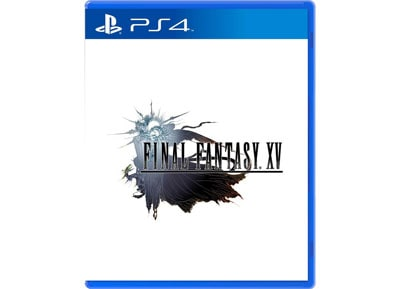 PS4 Used Game: Final Fantasy XV gaming   used games   ps4 used