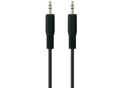 Belkin F3Y111BF1M - Καλώδιο ήχου - 1x3.5mm (M) - 1x3.5mm (M) - 1m