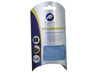 Μαλακό ύφασμα καθαρισμού οθόνης AF MicroFibre Cleaning Soft Cloth ALMF001