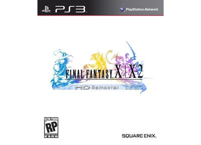 Final Fantasy X / X-2 HD Remaster - PS3 Game
